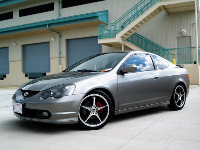Autoland ACURA RSX TYPES SPDS LEATHER RIMS DROP XHAUST - Acura rsx rims