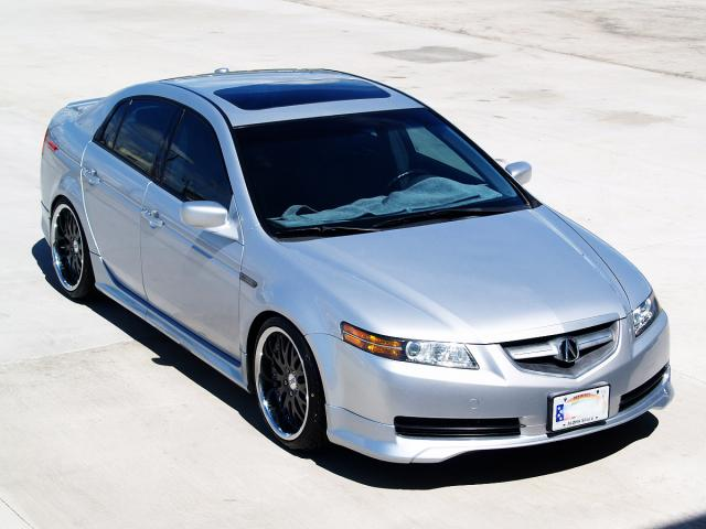 Autoland ACURA TL TYPE S KIT DROP RIMS LEATHE - Acura tl type s wheels
