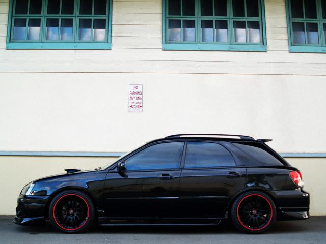 Autoland :: 2005 SUBARU WRX WAGON 5SP KIT, DROP 50K MILES