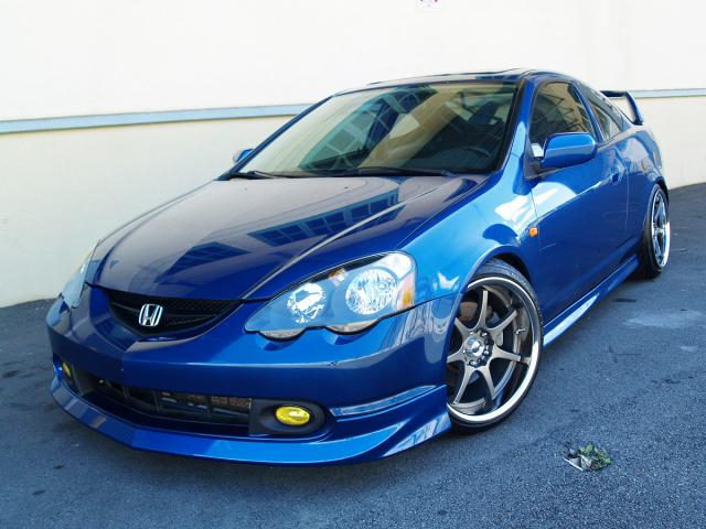Autoland ACURA RSX TYPE S LEATHER JDM KIT RIMS DROP EXHAUST - Acura rsx type s exhaust