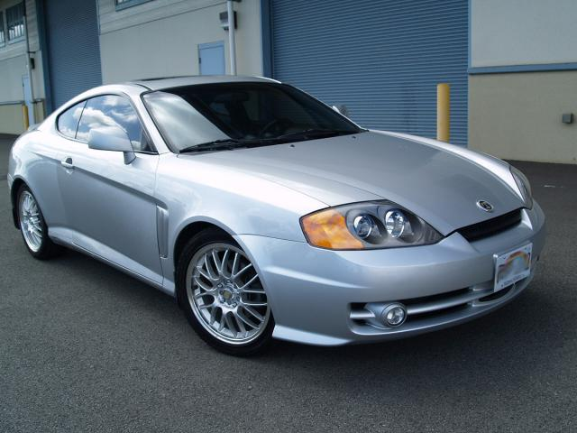 autoland 2003 hyundai tiburon gt v6 auto 65k rims drop. Black Bedroom Furniture Sets. Home Design Ideas