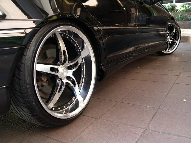 Autoland mercedes c240 full tein 19 mrr rims projector lite for Mercedes benz c240 rims