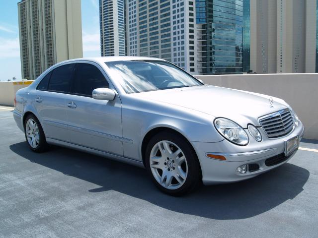 autoland 2003 mercedes e500 55k miles leather