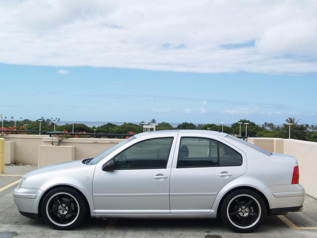autoland 2003 vw jetta 1 8 turbo 5spd front mount drop rims. Black Bedroom Furniture Sets. Home Design Ideas