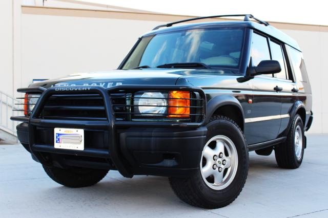 Range Rover 3rd Row >> Autoland :: LAND ROVER DISCOVERY SE 3RD ROW SEATS