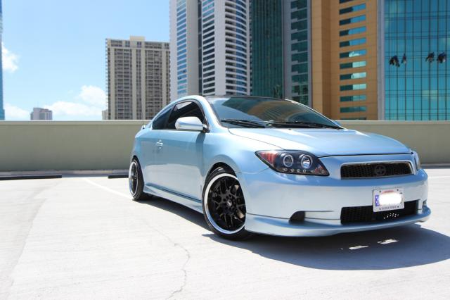 Autoland :: 06 SCION TC RELEASE 2.0 LIP KIT LEATHER