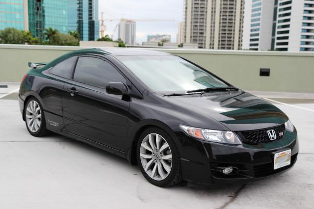 2011 HONDA CIVIC SI IVTEC 6SPD HID LOWERED