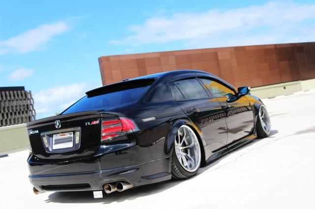 autoland 2008 acura tl type s 6spd airrunner 19 weds. Black Bedroom Furniture Sets. Home Design Ideas