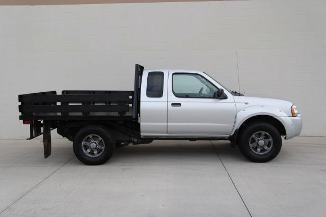 2012 Nissan Navara D22 ST-R Special Edition S5 MY12 ...  |Nissan Frontier Flat Bed