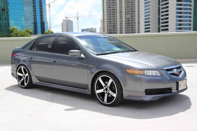 Autoland 2005 Acura Tl Aspec Kit Drop Rims Leather All Pwr