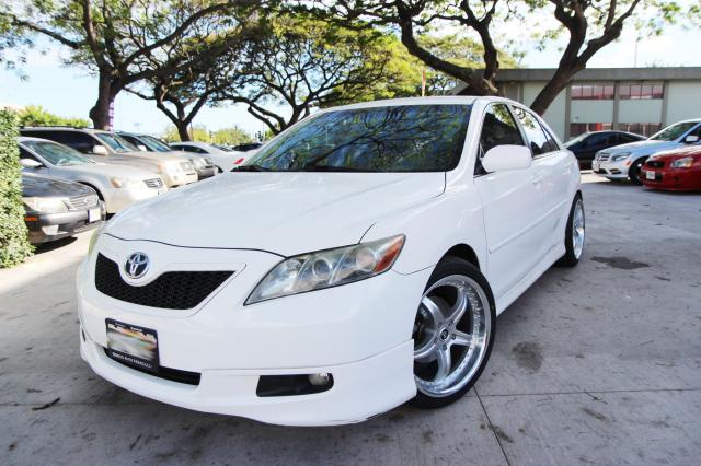 autoland 2008 toyota camry se body kit rims 5spd a c all pw. Black Bedroom Furniture Sets. Home Design Ideas