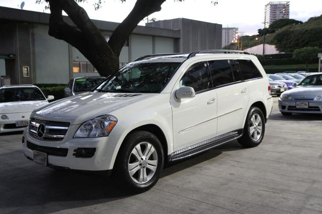 Autoland 2008 mercedes gl450 4matic 3rd row loaded for 2008 mercedes benz gl450 4matic