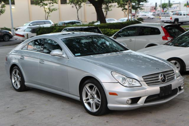 autoland 2006 mercedes cls500 amg package 29k blk leahter. Black Bedroom Furniture Sets. Home Design Ideas