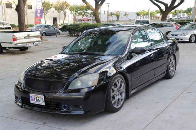 autoland nissan altima se r 6spd nismo kit lther coilover. Black Bedroom Furniture Sets. Home Design Ideas