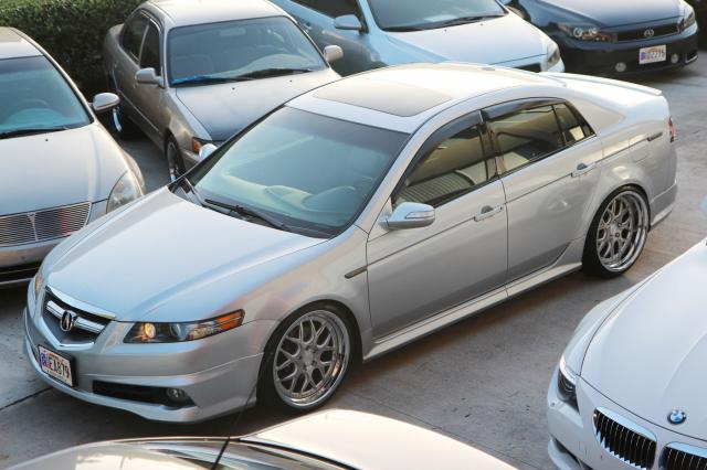 Autoland ACURA TLS ASPEC KIT COILOVER RIMS LTHER LOADED - Acura tl bc coilovers