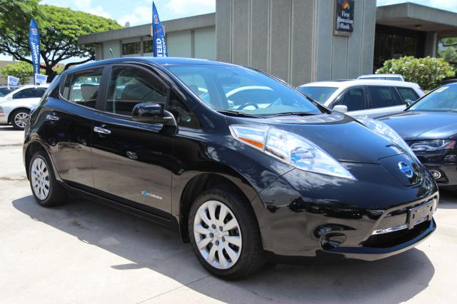 Autoland Nissan Leaf S Electric Car Zero Emission Auto