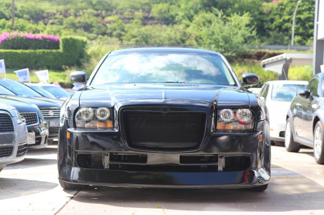 autoland 2007 chrysler 300 2 7 full body kit 22 rims. Black Bedroom Furniture Sets. Home Design Ideas