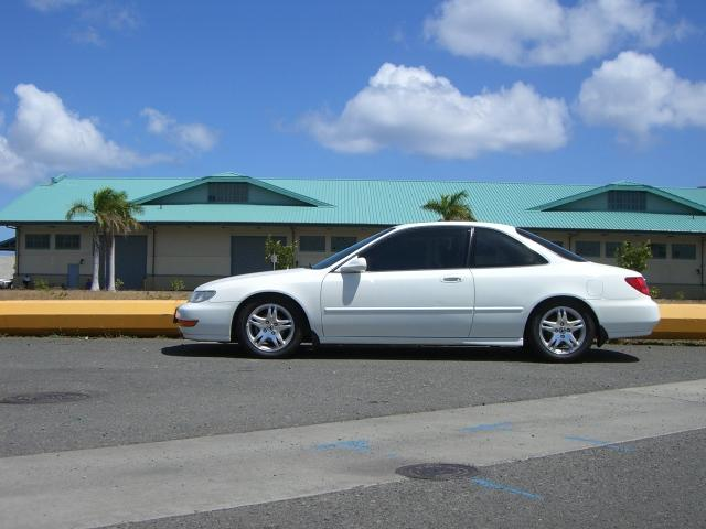 autoland 1998 acura cl 2 3 dropped auto a c new parts. Black Bedroom Furniture Sets. Home Design Ideas