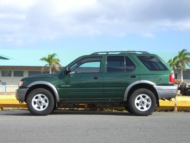 autoland 2002 isuzu rodeo ls auto 80k miles a c cd. Black Bedroom Furniture Sets. Home Design Ideas