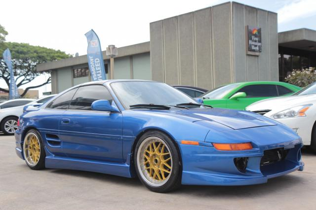 Turbo Title Loan >> Autoland :: TOYOTA MR2 SW20 TURBO T-TOP EXHAUST BODY KIT 5SPD
