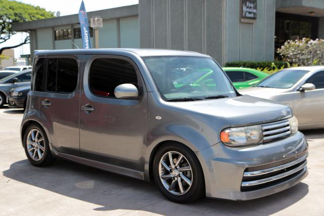 Autoland 2009 Nissan Cube Krom Edition Coilover Loaded