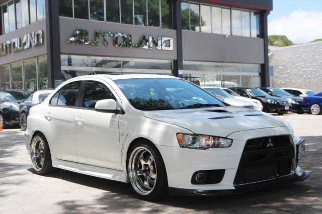 2014 MITSUBISHI LANCER EVO X DROP WORKS TURBO MR