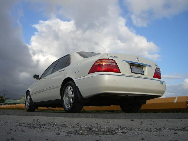 autoland 2000 acura rl 3 5 pearl white leather a c hid. Black Bedroom Furniture Sets. Home Design Ideas