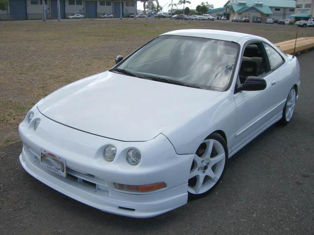 Autoland :: 1996 Acura Integra RS, rims, intake,exhaust, drop