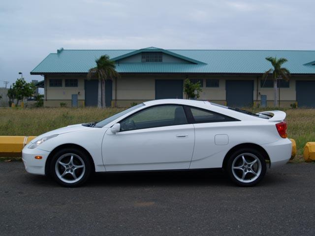 autoland 2000 toyota celica gt white 5spd a c gts rims. Black Bedroom Furniture Sets. Home Design Ideas
