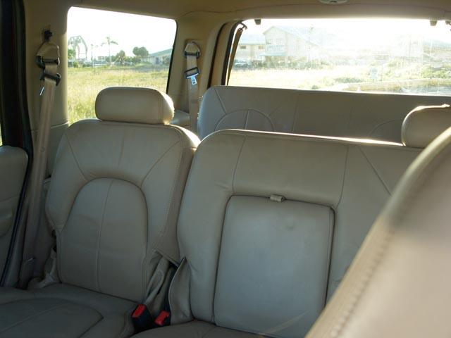 autoland 2000 ford expedition xlt 3rd row seats dvd 22 a. Black Bedroom Furniture Sets. Home Design Ideas