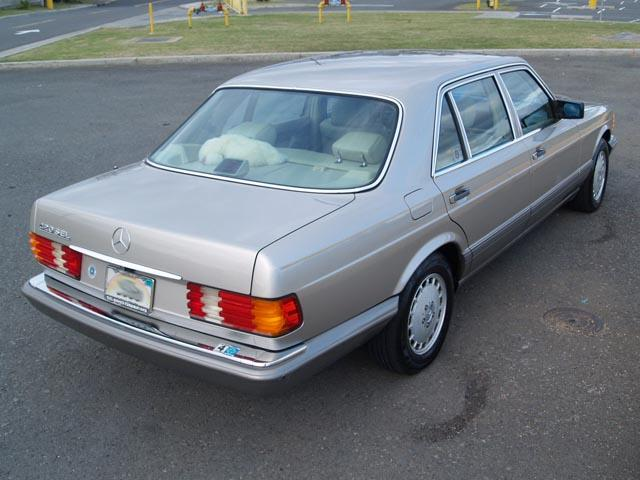 Autoland 1991 mercedes benz 420sel 52k miles 1 ownership for 1991 mercedes benz 420sel