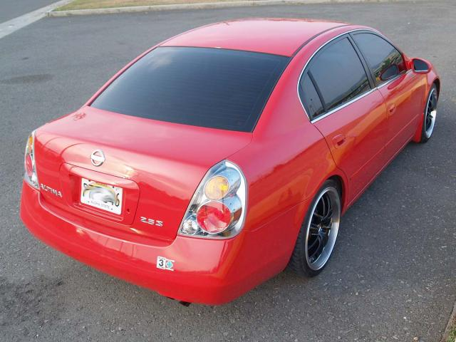 2003 Nissan Altima 2.5S Custom Paint, Rims, Tein