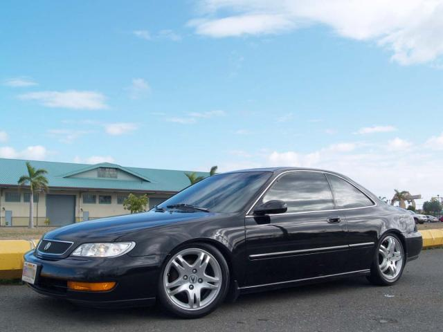 autoland 1999 acura cl 2 3 vtec 4cyl new tires dropped