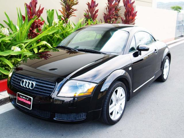autoland 2001 audi tt 1 8 turbo 49k miles hard top blk. Black Bedroom Furniture Sets. Home Design Ideas