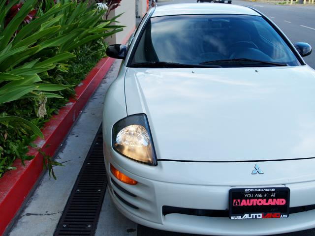 autoland 2000 mitsubishi eclipse gs pearl white auto alloy. Black Bedroom Furniture Sets. Home Design Ideas