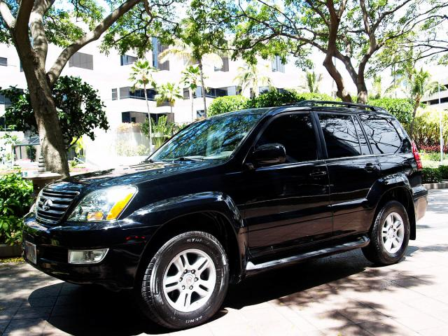 autoland    lexus gx470 40k miles sunroof 3rd row seats loaded