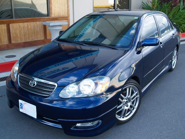 Autoland 2005 Toyota Corolla S Drop Body Kit Auto A C Rims